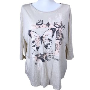 Sonoma Butterfly Top